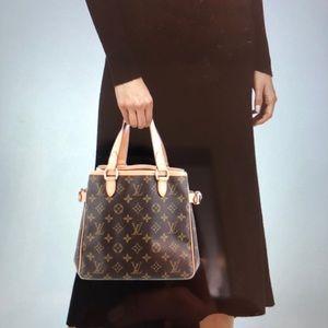 Louis Vuitton Monogram Batignolles PM